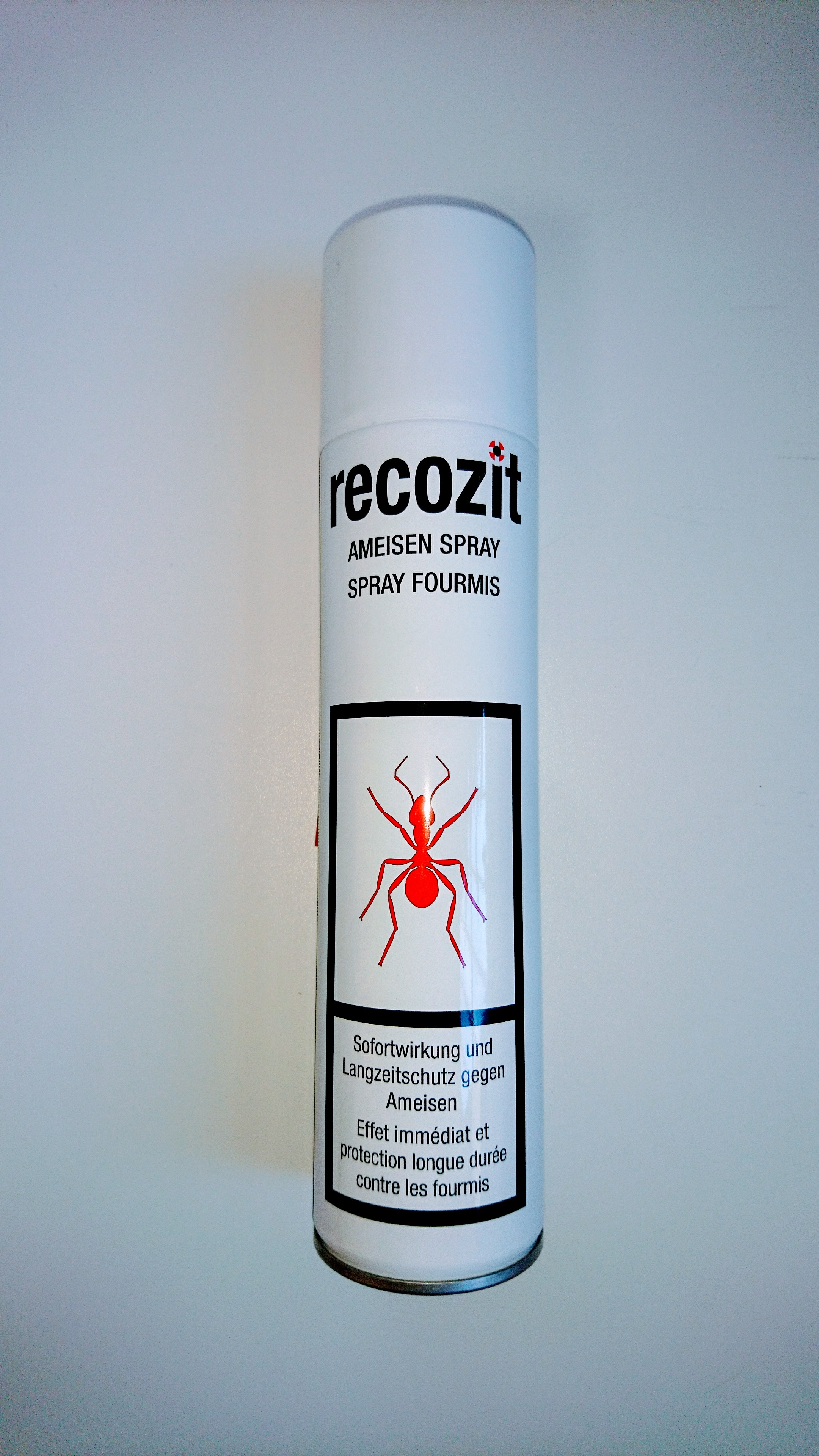 Recozit anti fourmis spray 400ml 261 chf for Anti fourmis dans la maison